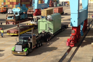ASF Intermodal awards Contractor Eddie Smith $500 for Diligent Safety Efforts