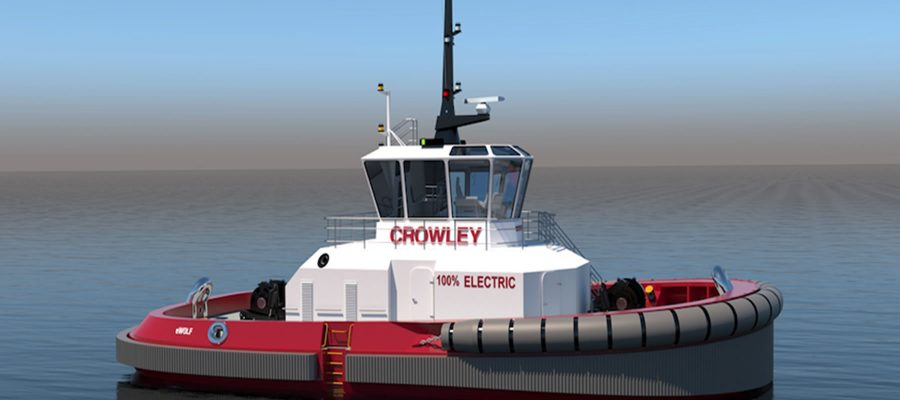 Master Boat Builders to Build First All-Electric Tugboat in the U.S.