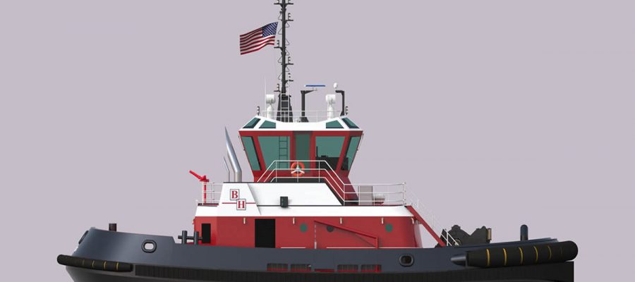 Master Boat Builders to Construct Two New Tugboats for Bay Houston Towing Co.